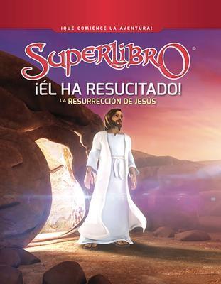 !Él Ha Resucitado!: La Resurrección De Jesús (Tapa Dura)