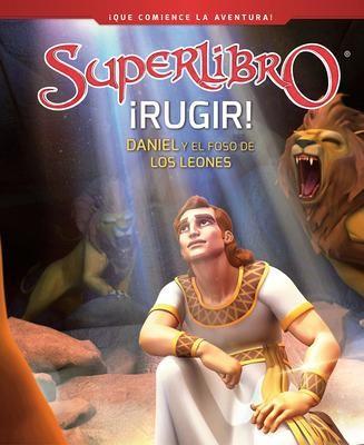 Rugir: Daniel y El Foso De Los Leones (Tapa Dura)