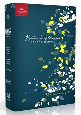 RVR 1960 Biblia de Promesas Tamaño Manual (Tapa Dura)