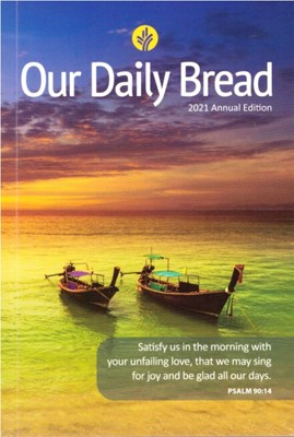 Our Daily Bread 2021 (Rústica)