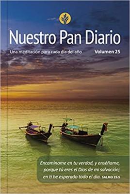 Nuestro Pan Diario 2021 Edición 25-Paisaje (Rústica)