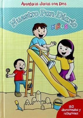 Nuestro Pan Diario 2021-Niños (Tapa Dura)
