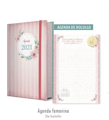 Agenda Juvenil Pequeña 2021 Nuestro Pan Diario (Tapa Dura)