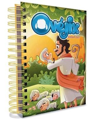 Agenda Infantil Ovejix Salmo 23-NPD (Tapa Dura)