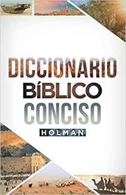 Diccionario Bíblico Conciso Holman (Tapa Dura)