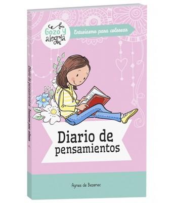 Diario De Pensamientos (Rústica)