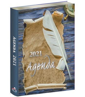 Agenda 2021 Pergamino (Flexible)