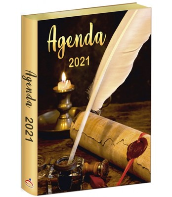 Agenda 2021 Tintero (Flexible)