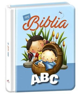 Mi Biblia ABC (Acolchada)