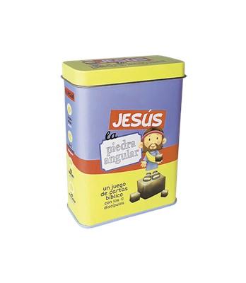 Juegos De La Biblia-Jesús La Piedra Angular (Metal)