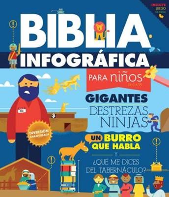 Biblia Infográfica (Rústica)