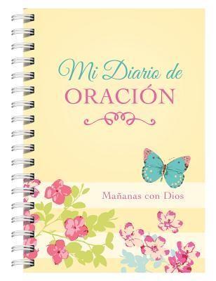 Mi Diario De Oración (Rústica Espiral )