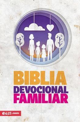 NBV Biblia Devocional Familiar Rústica (Rústica)