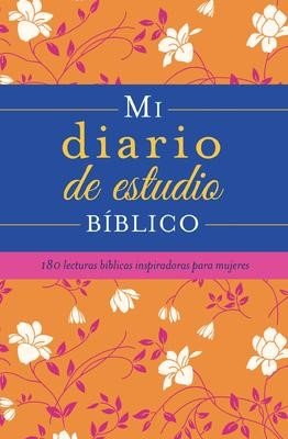 Mi Diario De Estudio Bíblico (Libro Espiral)