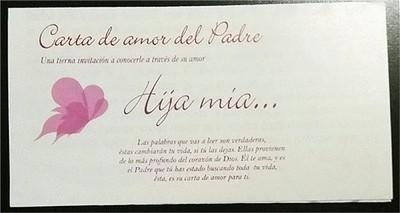 Tratados Carta de Amor del Padre Hija Mía (Hojas De Papel)