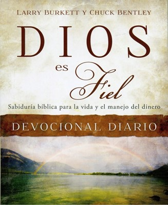Dios Es Fiel Devocional (Rústica)