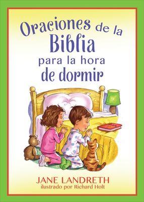 Oraciones De La Biblia Para La Hora de Dormir (Rústica)