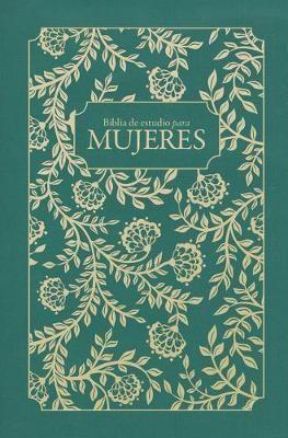 RVR1960 Biblia De Estudio Para Mujeres (Tapa Dura Tela Verde)