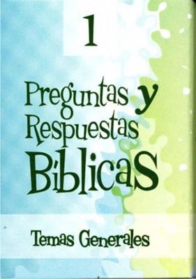 Preguntas Y Respuestas Bilingue #1 (Caja)