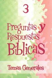 Preguntas y Respuestas Bíblicas Bilingüe #3 (Caja)