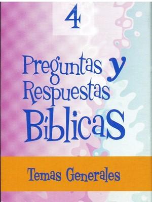 Preguntas y Respuestas Bíblicas Bilingüe #4 (Caja)
