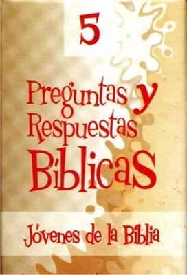 Preguntas y Respuestas Bíblica Bilingüe #5 (Caja)
