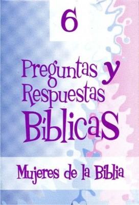 Preguntas y Respuestas Bíblica Bilingüe #6 (Caja)