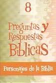 Preguntas Y Respuestas Bíblicas Bilingue #8 (Caja)