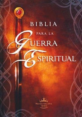 RVR 1960 Biblia de Estudio Para la Guerra Espiritual (Tapa Dura)