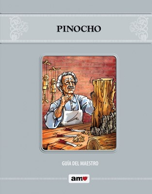 Pinocho Guía Del Maestro ( Rústico Espiral )