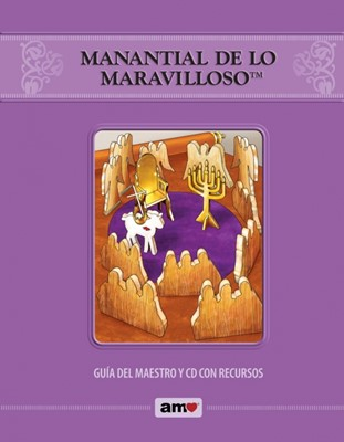 Manantial De Lo Maravilloso Guía y Recursos (Rústica Espiral )