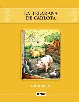 La Telaraña De Carlota Guía De Estudio (Rústica Espiral )