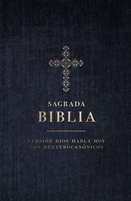 DHH Sagrada Biblia Con Deuterocanónico (Rústica)