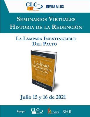 Seminario la Lámpara Inextinguible del Pacto (Seminario Virtual)