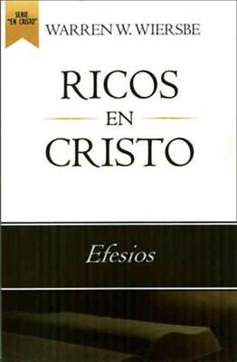 Ricos En Cristo Efesios (rustica)