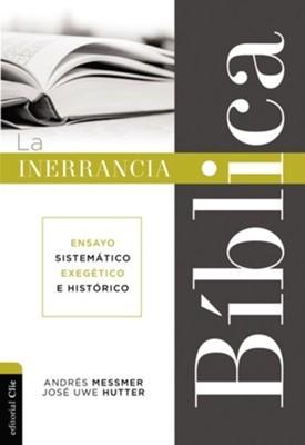 La Inerrancia Bíblica (rustica)