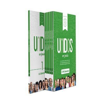 Unidos En Jesús - La Serie Completa (Tapa Dura)