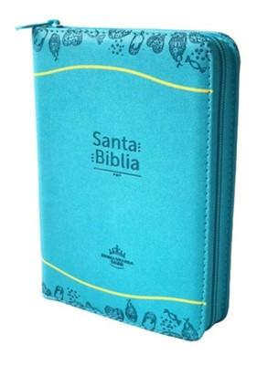 RVR 1960 Biblia con Concordancia (Azul)