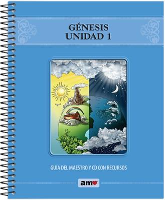 Génesis Unidad 1 / Guías del Maestro (Rustica anillada)
