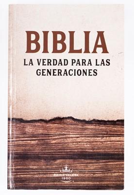 RVR 1960 Biblia Económica Letra Grande (Rústica)