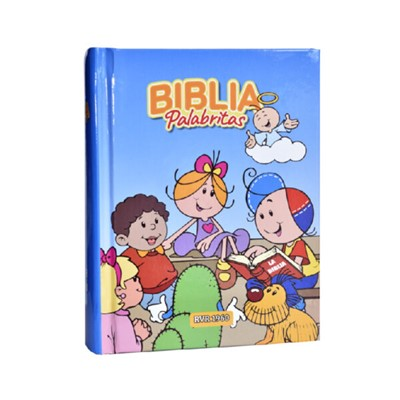 RV1960 Biblia Palabritas (Tapa Dura )