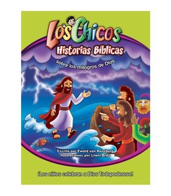 Historias Bíblicas - Sobre Los Milagros De Dios (rustica)