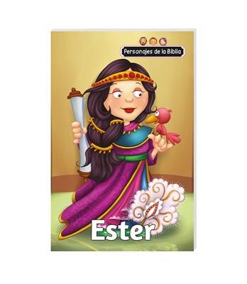 Personajes De La Biblia - Ester (rustica)