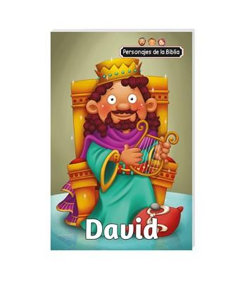 Personajes De La Biblia - David (rustica)