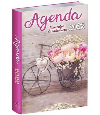 Agenda Momentos De Sabiduría 2022 (rustica)