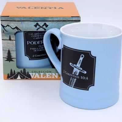 Taza Poderosas (cerámica)