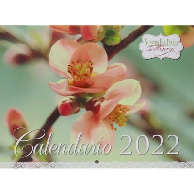 Calendario De Pared 2022 - Mujeres (rustica)