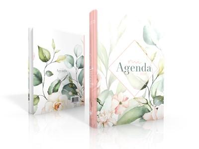 Agenda Elegance 2022 (Tapa Dura Rosa)