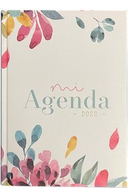 Agenda Elegance 2022 (Tapa Dura Lila)