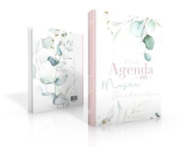 Agenda Elegance 2022 Mujer Bendecida (Tapa Dura )